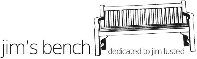 jim's bench ::: an online archive dedicated to jim lusted